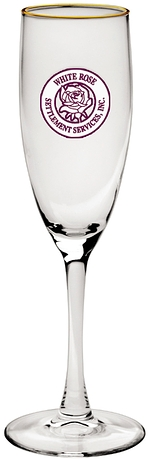 Etched Wine Glasses or Champagne Glasses with Custom Logos. Many Engraved Bar Glass Styles
